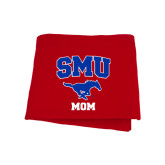 Red Sweatshirt Blanket-Mom