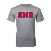 Grey T Shirt-Block SMU