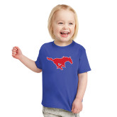 Toddler Royal T Shirt-Official Outlined Logo