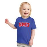 Toddler Royal T Shirt-Block SMU