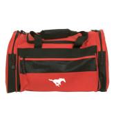 Red Excel Sport Deluxe Duffel-