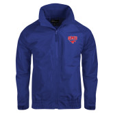 Royal Charger Jacket-SMU w/Mustang