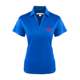 Ladies Royal Performance Fine Jacquard Polo-Official Outlined Logo