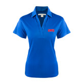 Ladies Royal Performance Fine Jacquard Polo-Block SMU
