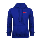 Royal Fleece Hoodie-Block SMU