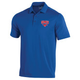 Under Armour Royal Performance Polo-SMU w/Mustang