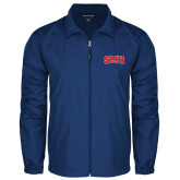 Full Zip Royal Wind Jacket-Block SMU