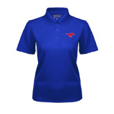 Ladies Royal Dry Mesh Polo-Official Outlined Logo