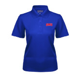 Ladies Royal Dry Mesh Polo-Block SMU