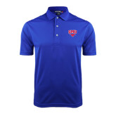 Royal Dry Mesh Polo-SMU w/Mustang