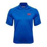 Royal Textured Saddle Shoulder Polo-Block SMU