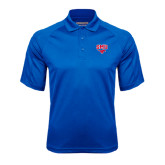Royal Textured Saddle Shoulder Polo-SMU w/Mustang