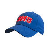 Royal Heavyweight Twill Pro Style Hat-Block SMU