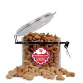 Cashew Indulgence Round Canister-SMU w/Mustang