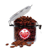 Almond Bliss Round Canister-SMU w/Mustang