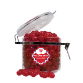 Sweet & Sour Cherry Surprise Round Canister-SMU w/Mustang