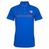 NIKE Royal Elite Coaches Polo-