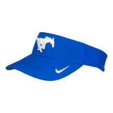 NIKE Royal Dri Fit Vapor Visor-