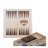 Lifestyle 7 in 1 Desktop Game Set-SMU w/Mustang Engraved