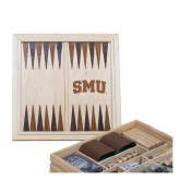 Lifestyle 7 in 1 Desktop Game Set-Block SMU Engraved