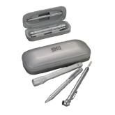 Silver Roadster Gift Set-Block SMU Engraved