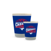 Full Color Shot Glass 1.5oz-2017 AAC Regular Season Champs - Mens Basketball Half Ball