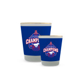 Full Color Shot Glass 1.5oz-2017 AAC Conference Champions - Mens Basketball Arched Net