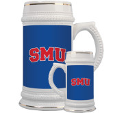 Full Color Decorative Ceramic Mug 22oz-Block SMU