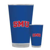 Full Color Glass 17oz-Block SMU