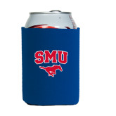 Collapsible Royal Can Holder-SMU w/Mustang