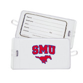 Luggage Tag-SMU w/Mustang