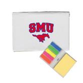Micro Sticky Book-SMU w/Mustang