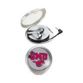 Travel Earbuds-SMU w/Mustang