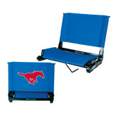 Stadium Chair Royal-Official Outlined Logo