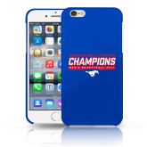 iPhone 6 Plus Phone Case-2017 AAC Regular Season Champions - Mens Basketball Stencil