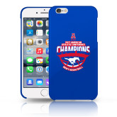 iPhone 6 Plus Phone Case-2017 AAC Conference Champions - Mens Basketball Arched Shadow