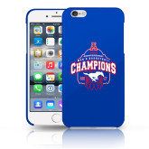 iPhone 6 Plus Phone Case-2017 AAC Conference Champions - Mens Basketball Arched Net
