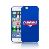 iPhone 6 Phone Case-2017 AAC Regular Season Champions - Mens Basketball Stencil
