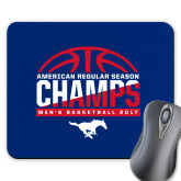 Full Color Mousepad-2017 AAC Regular Season Champs - Mens Basketball Half Ball