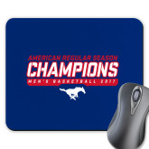 Full Color Mousepad-2017 AAC Regular Season Champions - Mens Basketball Stencil