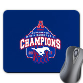 Full Color Mousepad-2017 AAC Conference Champions - Mens Basketball Arched Net