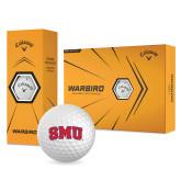 Callaway Warbird Golf Balls 12/pkg-Block SMU