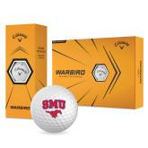 Callaway Warbird Golf Balls 12/pkg-SMU w/Mustang