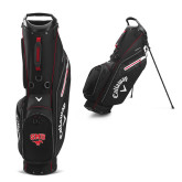 Callaway Hyper Lite 3 Black Stand Bag-SMU w/Mustang