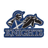 Medium Decal-Primary Logo, 8 inches tall