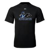 Under Armour Black Tech Tee-Primary Logo