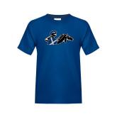 Youth Royal T Shirt-Knight