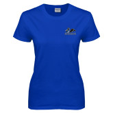 Ladies Royal T Shirt-Primary Logo