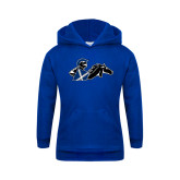 Youth Royal Fleece Hoodie-Knight