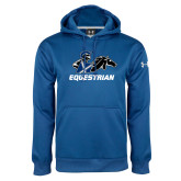 Under Armour Royal Performance Sweats Team Hoodie-Equestrian